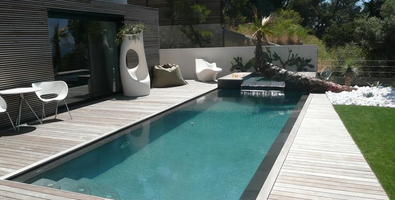 Residential garden marseille 13 landscape architect thomas for Architecte de jardin namur
