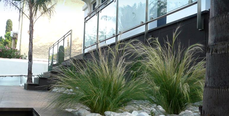 Acclimatation garden marseille 13 landscape architect - Jardin contemporain design saint denis ...