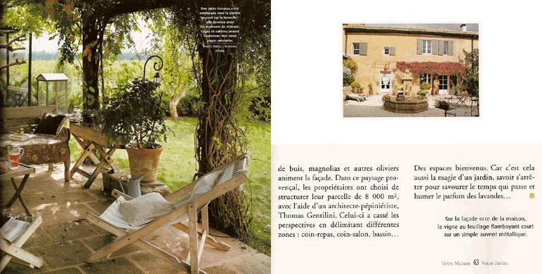 """Your """"House, Your Garden"""" Landscape Architect Thomas Gentilini ..."""