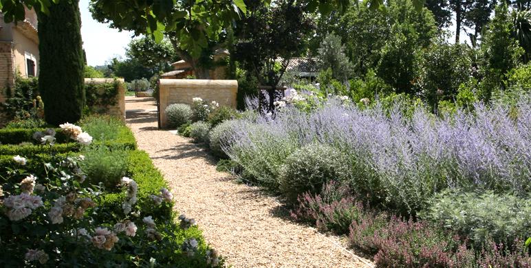 Residential garden 7 landscape architect thomas gentilini - Architecte paysagiste aix en provence ...