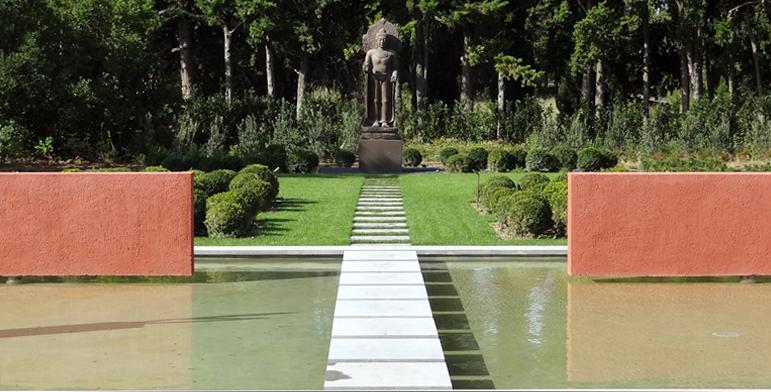 Landscape Architect Thomas Gentilini Design Garden Landscape Consultation Marseille Aix