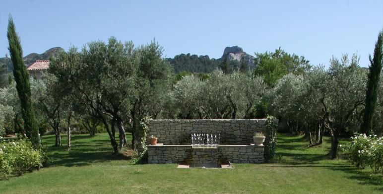 Jardin privé, Saint Rémy de Provence (13)