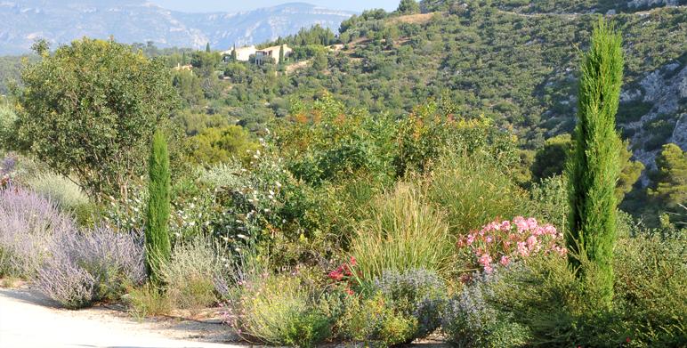 jardin privé, Gemenos (13)