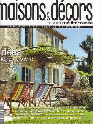 Jardin proven al architecte paysagiste thomas gentilini - Maisons et jardins magazine ...