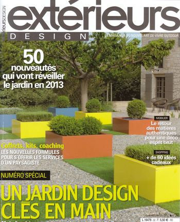 Marseille architecte paysagiste thomas gentilini cr ation et am nagement jardin marseille - Jardin design magazine ...