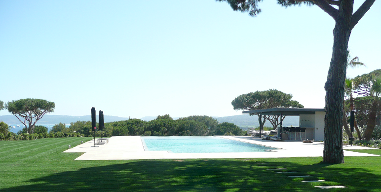 Jardin privé,  Ramatuelle – Var (83)