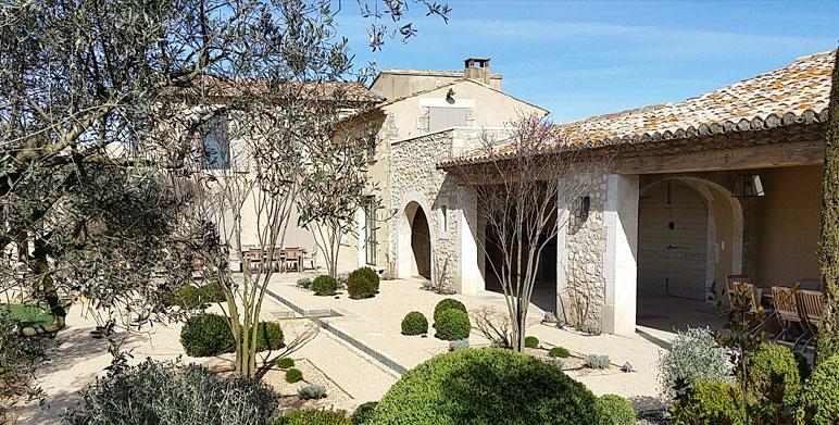 Jardin Provençal à Eygalières – Alpilles