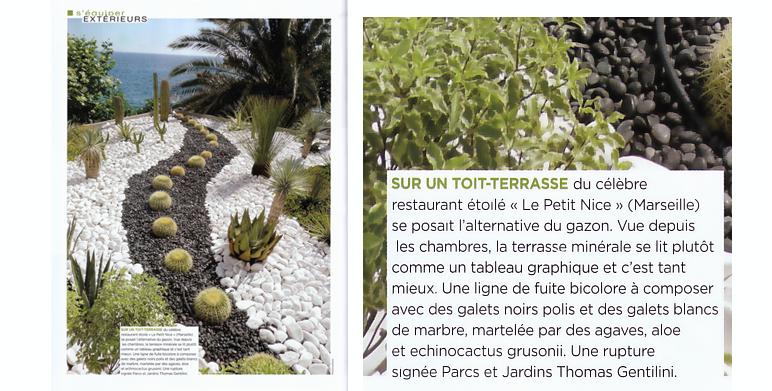 Parution Maisons & Décors, l'esprit méditerranée. n°234 – Fevrier / Mars