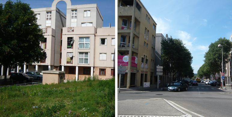 ETUDE DE FAISABILITE : Quartier La Frescoule, Vitrolles