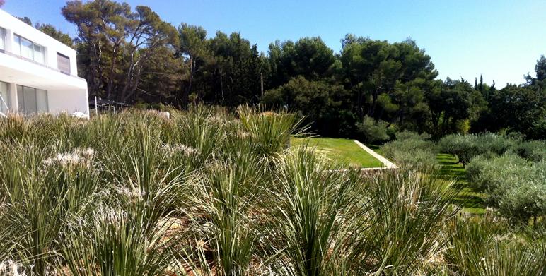 Jardin Contemporain, Aix en Provence